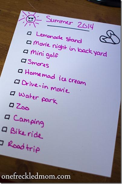 summer-2014-bucket-list